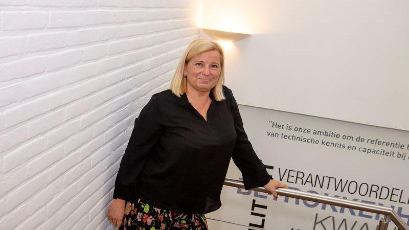 Nancy De Backere 25 jaar in dienst bij Engi Talents