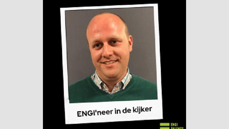 ENGI'neer in de kijker: Koen Claerhout
