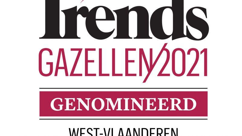 Genomineerd Trends Gazellen 2021!