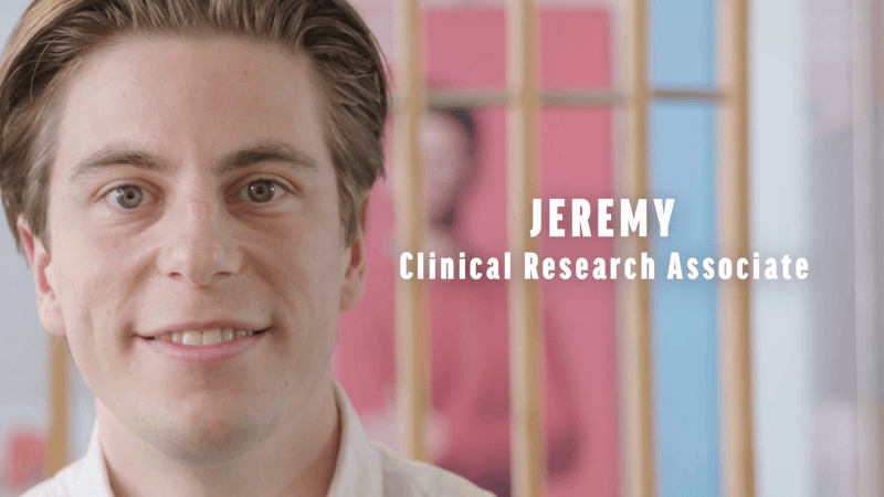 My job in 60 seconds: Jeremy