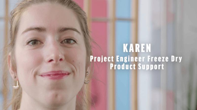 My job in 60 seconds: Karen