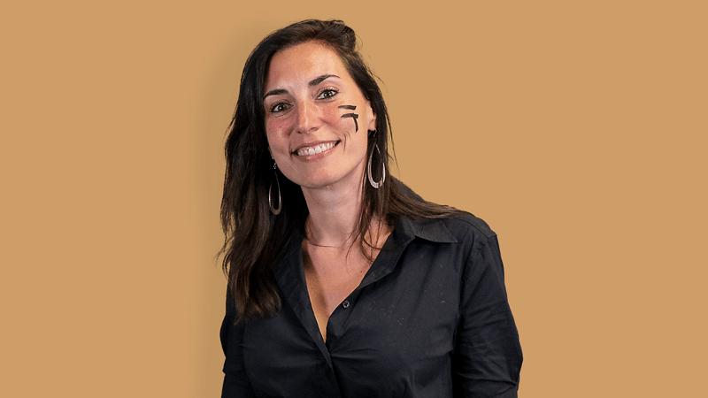 High score warrior: Laetitia Balducchi